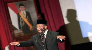 \Cerita Menko Darmin Dipanggil Jokowi karena Inflasi\