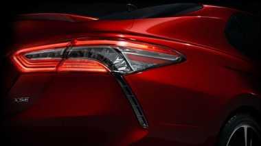 Toyota Luncurkan Gambar Penggoda Generasi Terbaru Camry