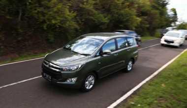 Toyota Bakal Produksi Innova dan Fortuner Hybrid