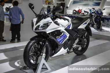 Seperti di Indonesia, Lampu Yamaha R15 di India Nyala di Siang Hari