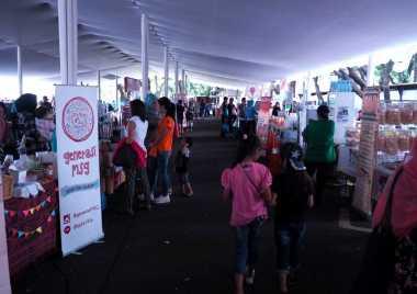 Sasar Komunitas Wanita, MNC Play Dukung Bandung All Shop Festival 2016