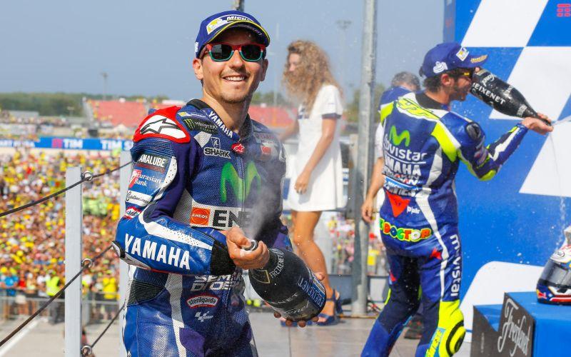 Yamaha Curiga Ducati Jadi Pemecah Konsentrasi Lorenzo