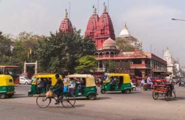 \Kota-Kota di India Berambisi Jadi Smart City\