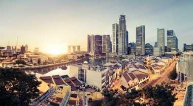 \Pesona Bisnis Properti Jakarta Kian Memudar\