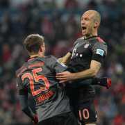 Robben <i>Pede</i> Dapatkan Perpanjangan Kontrak dari Bayern Munich