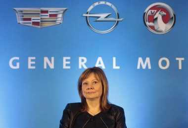 CEO General Motors Masuk Tim Penasihat Ekonomi Donald Trump