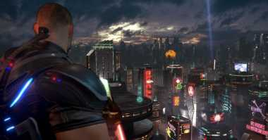 Game Crackdown 3 Bakal Tampil 4K di Project Scorpio