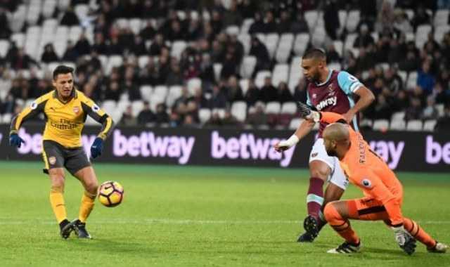 Arsenal Bantai West Ham 5-1 di London Stadium
