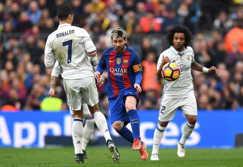 Curi Satu Poin dari Kandang Barcelona, Real Madrid Nyaman di Puncak Klasemen