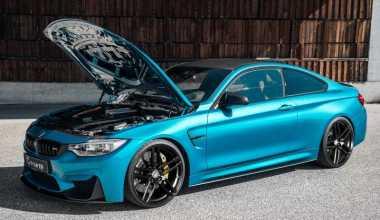 G-Power Bikin BMW M4 Coupe Lebih Kencang dari M4 GTS