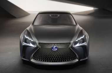 Berbahan Bakar Hidrogen, Lexus Jamin Sedan LS Tetap Bertenaga