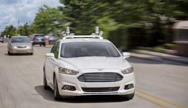 Ford Akan Uji Mobil Otonom di Eropa