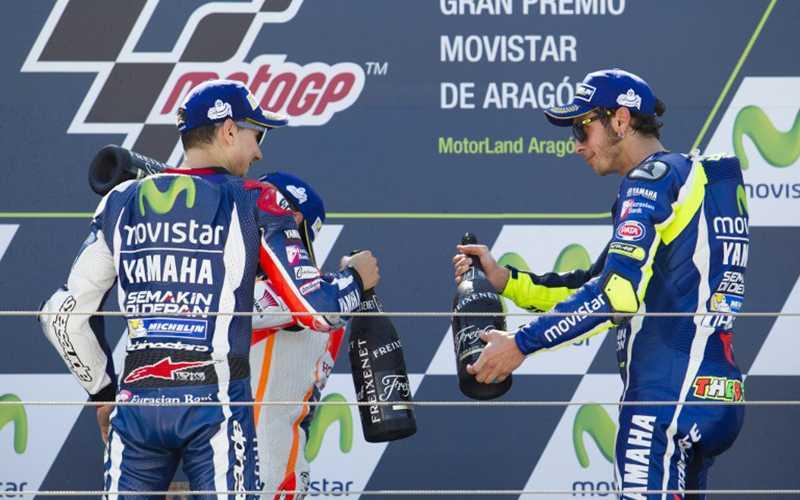 Lorenzo Selalu Menghormati Valentino Rossi