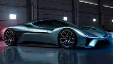 NextEV Siapkan SUV Listrik untuk Bertarung dengan Tesla Model X