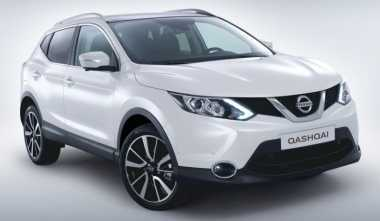 Mobil Generasi Terbaru Nissan Qashqai Bisa Nyetir Sendiri