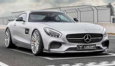 Mercedes-AMG GT Bertenaga Besar Hasil Garapan Luethen Motorsport
