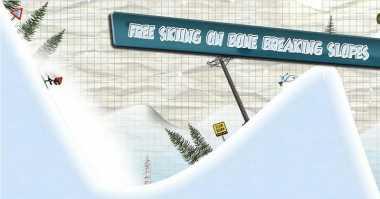 Game Ski Menyenangkan untuk Android (2-Habis)