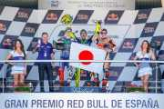 Bukti Belasungkawa Marquez untuk Jepang di Seri Jerez