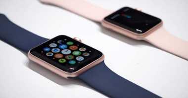 Bersaing dengan Wearable Murah, Penjualan Apple Watch Turun