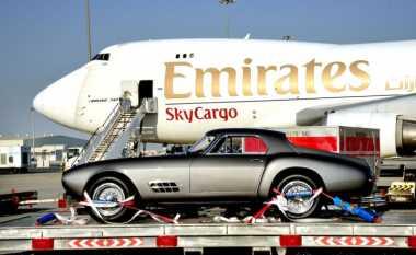 Perusahaan Penerbangan Ini Tawarkan Jasa Pengiriman Khusus Mobil Antik