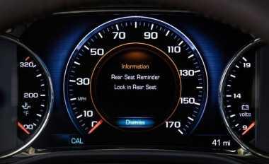 Upaya General Motors Cegah Kematian Anak di Mobil