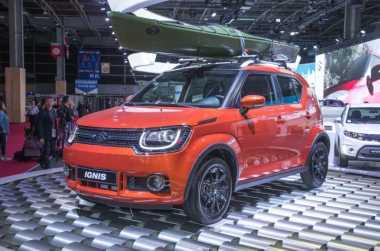 Meluncur Januari 2017, Suzuki Ignis Dibanderol Rp142 Juta