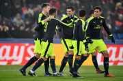 Kalahkan Basel 4-1, Arsenal Juara Grup A Liga Champions 2016-2017
