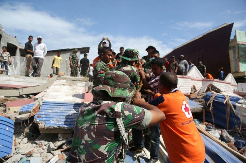 BPBA: Korban Meninggal Gempa Aceh Jadi 94 Orang, 536 Luka-Luka