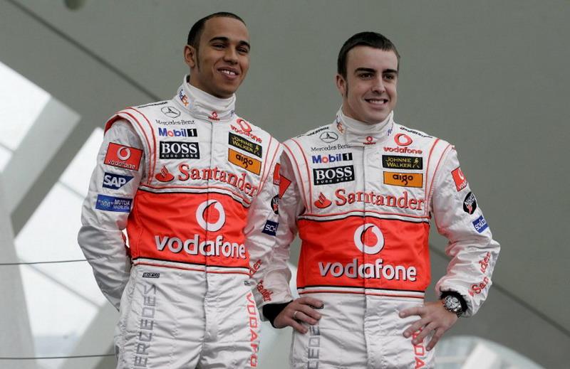 Gesekan Hamilton dan Alonso Berpotensi Tercipta di Mercedes