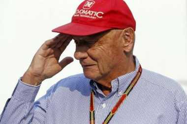 Gerhard Berger Menilai Kemarahan Niki Lauda Sangat Wajar