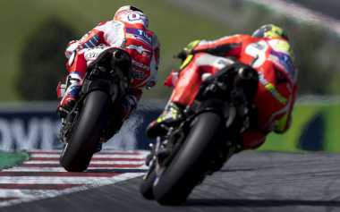 Kesialan Ducati di Seri Le Mans Akibat Ban Michelin