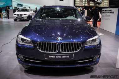 BMW Tak Akan Tinggalkan Mesin Diesel