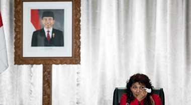 \TERPOPULER: Menteri Susi Heran dengan 'Hobi' Malaysia yang Suka Curi Ikan\