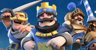 'Clash Royale', Game iPhone Terbaik 2016 Versi Apple