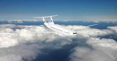 Insinyur NASA Kembangkan Mesin Jet yang Efisien