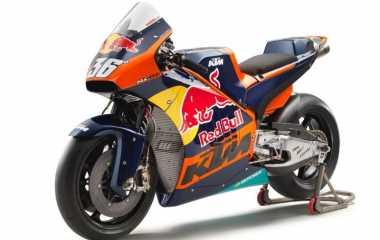 Replika MotoGP KTM RC16 Hanya Ada 100 Unit