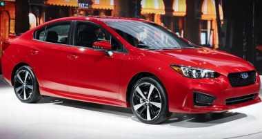 Kalahkan Toyota Prius, Subaru Impreza Jadi Mobil Terbaik di Jepang