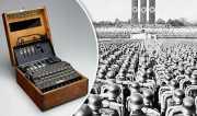 Mesin Milik Nazi Ini Laku Terjual Rp6,1 Miliar