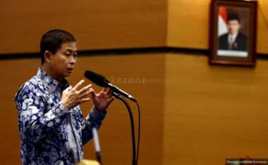 \Serahkan DIPA 2017, Menteri Jonan: Gunakan Anggaran dengan Cermat\