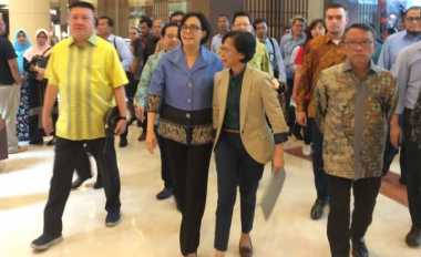 \TERPOPULER: Sri Mulyani Kenang Awal Terbentuknya Ikatan Bankir Indonesia   \