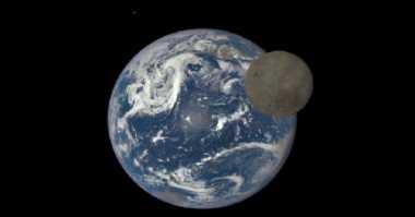 NASA Bagikan Gambar Arsip GIF di Giphy