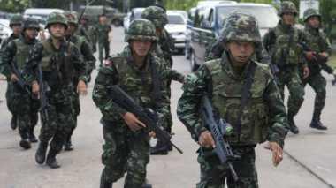 Enam Pengedar Narkoba Tewas Akibat Baku Tembak dengan Tentara Thailand