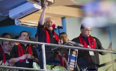 Kritik PM Malaysia Najib Razak ke Myanmar Dianggap Punya Maksud Lain