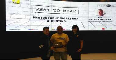 Kolaborasi Apik Brand Outlet dan Nikon Hadirkan Kompetisi Fotografi 'What to Wear'