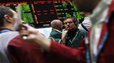 \Data AS Positif, Wall Street Kembali Cetak Rekor\