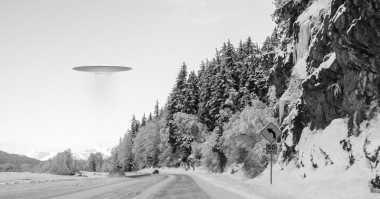Pensiunan Tentara AS Ungkap Kisah Mengerikan UFO di Inggris