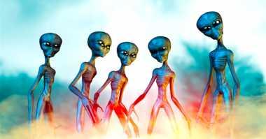 Peneliti Temukan Bukti Permukiman Alien di Mars