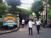 Rumah Duka Mar'ie Muhammad Dibanjiri Pelawat