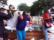 Tim Baksos Perindo Kalbar Salurkan Bantuan untuk Korban Banjir Melawi