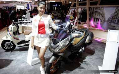 Turun Tipis, Honda Jual 4,38 Juta Motor di Indonesia pada 2016
